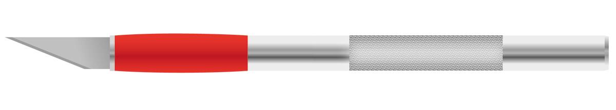 Illustrator Zeichnung eines Skalpel exakt nach Vorlage.