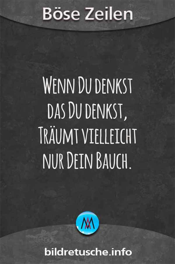 Sprüche – Vertstand– von Armin Mumper aus Böse Zeilen