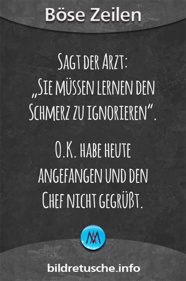 Sprüche – Chef– von Armin Mumper aus Böse Zeilen