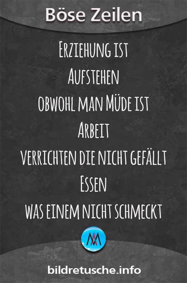 Sprüche – Lebenshilfe – von Armin Mumper aus Böse Zeilen