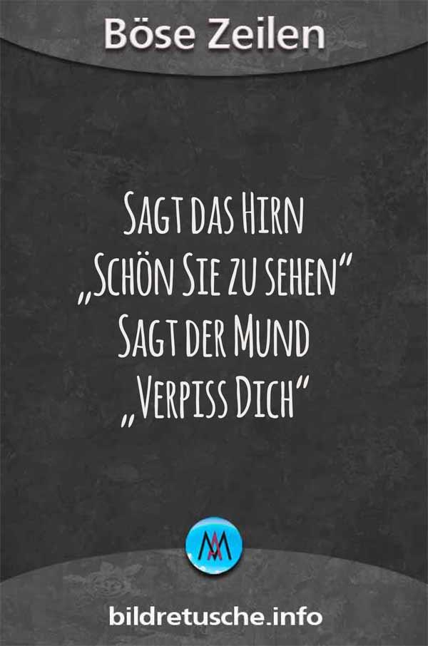 Sprüche – Verstand– von Armin Mumper aus Böse Zeilen